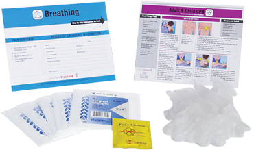 Breathing / CPR Care Pack (ERS101)