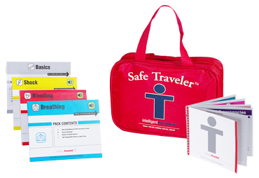 Talking Safe Traveler® (ERS300T-A)