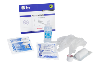 Talking Eye Care Pack (ERS706)